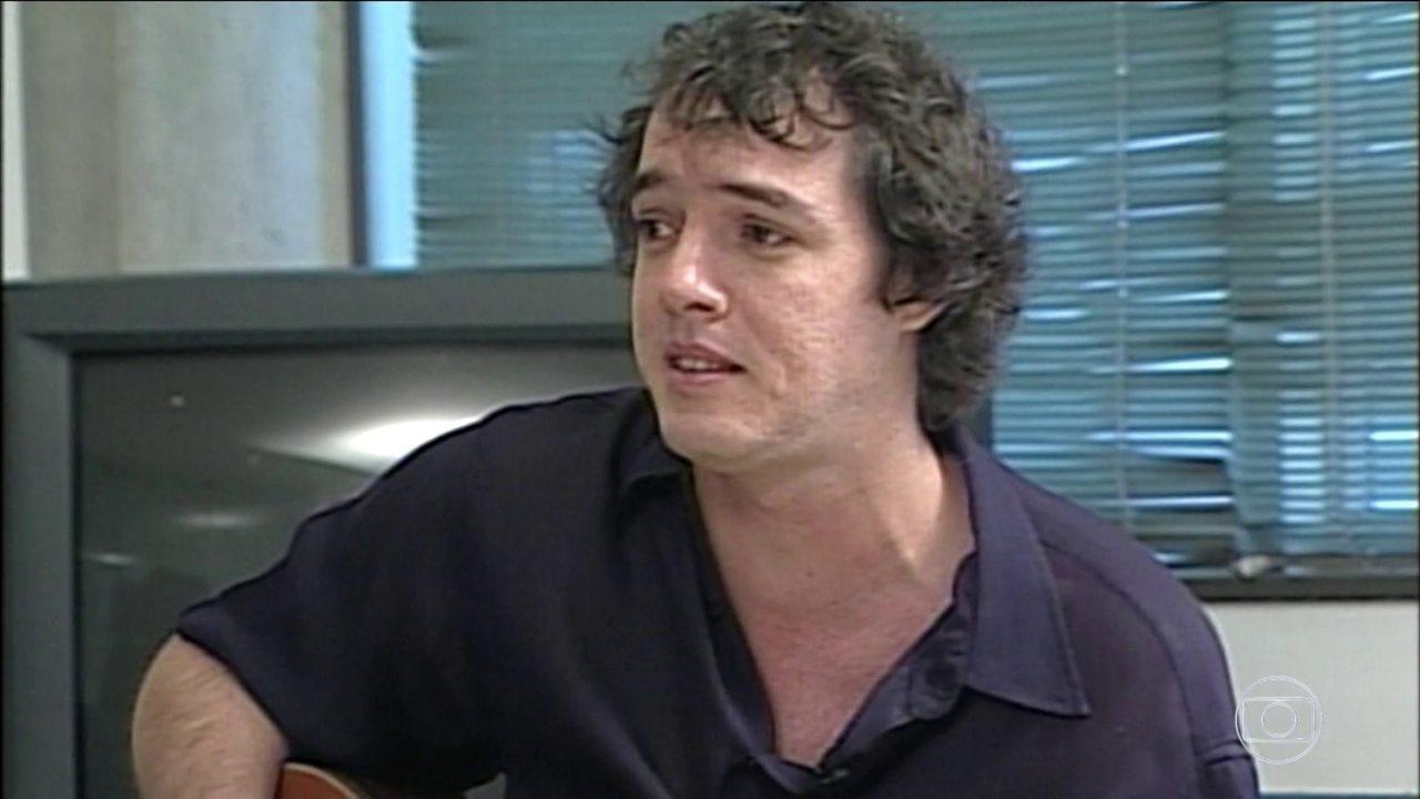 Morre de febre amarela o músico Flávio Henrique