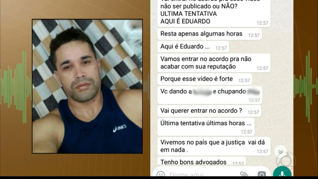 Garoto de programa de João Pessoa cobra R$ 5 mil de cliente para não divulgar vídeo íntimo
