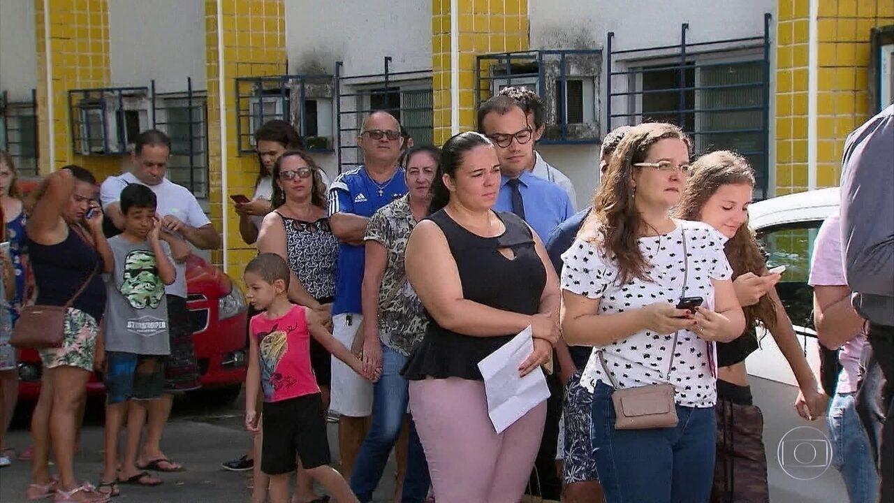 Apesar de restrições na aplicação, é grande busca da vacina contra febre amarela no Recife