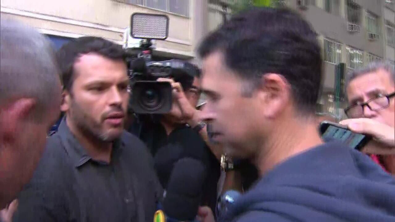 Antonio de Almeida Anaquim, que atropelou 18 pessoas em Copacabana, deixa DP