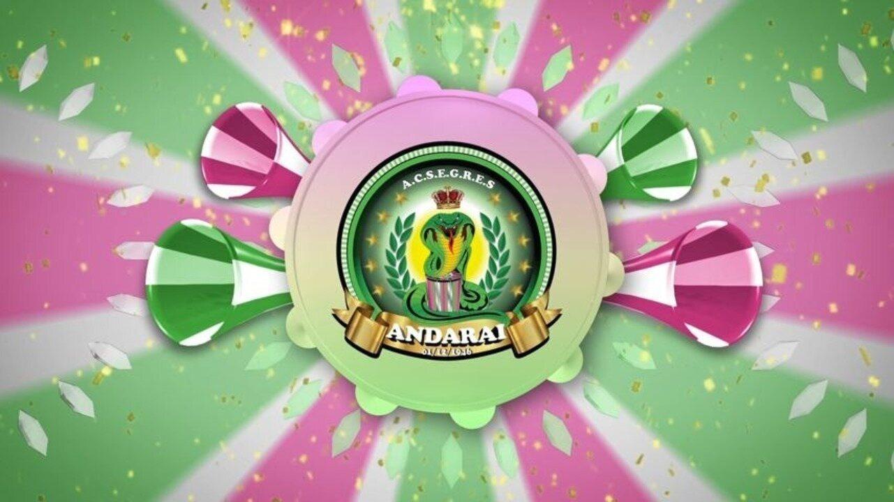 Conheça o samba-enredo da Andaraí