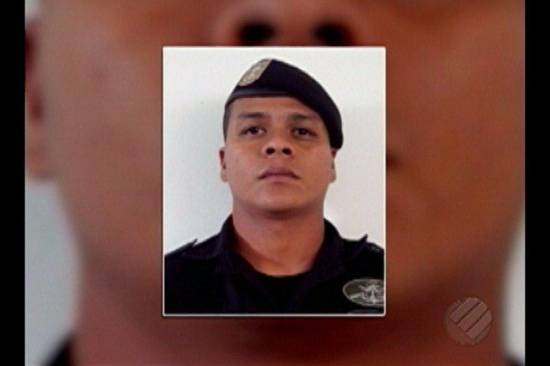 Corpo de Policia Militar morto ontem durante um treinamento está sendo velado neste sábado