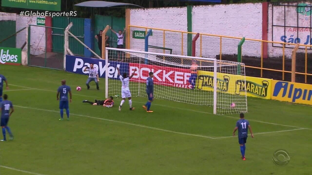 Veranópolis vence São José por 3 a 1 na Serra