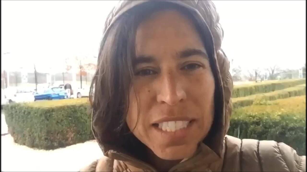 Da Europa, Isabel Clark comemora vaga nos Jogos de Inverno de PyeongChang