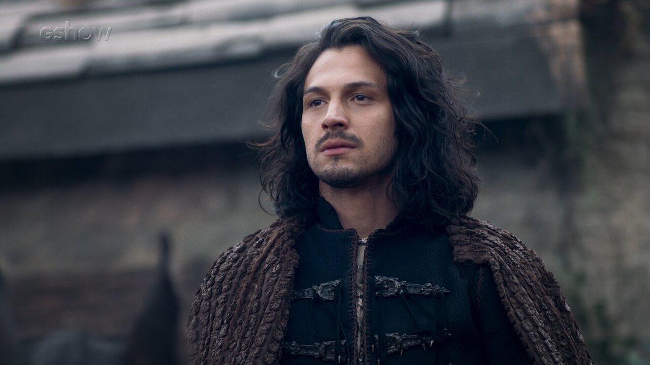 Teaser de 'Deus Salve o Rei' 23/01: Afonso surpreende Amália ao chegar em Artena