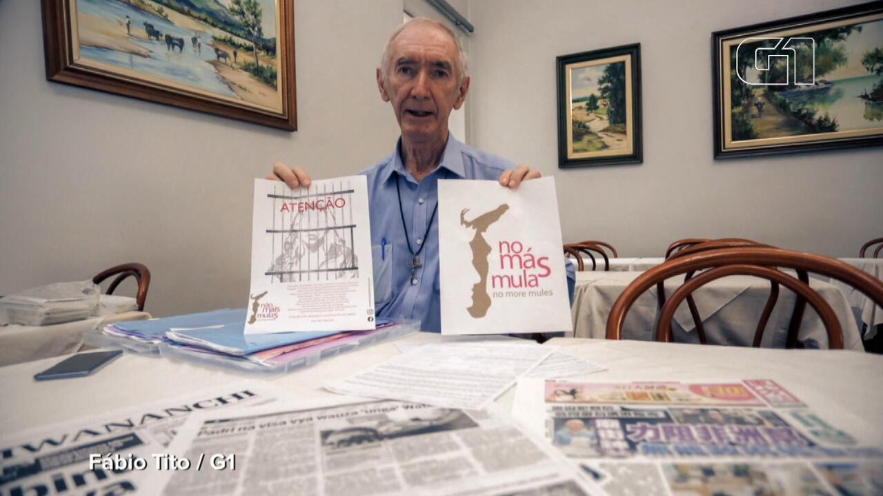 Padre reúne famílias de brasileiros presos como 'mulas de droga' em Hong Kong