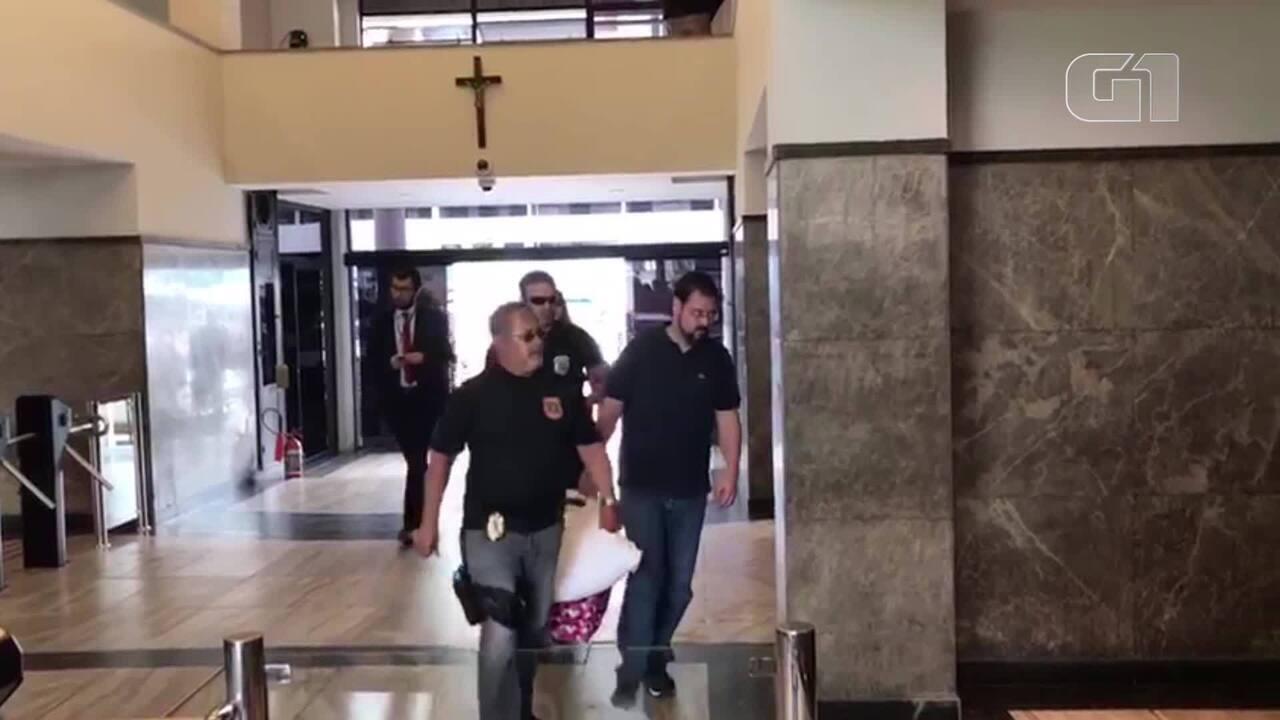 Ex-secretário de Obras do Rio é preso na operação Lava-Jato