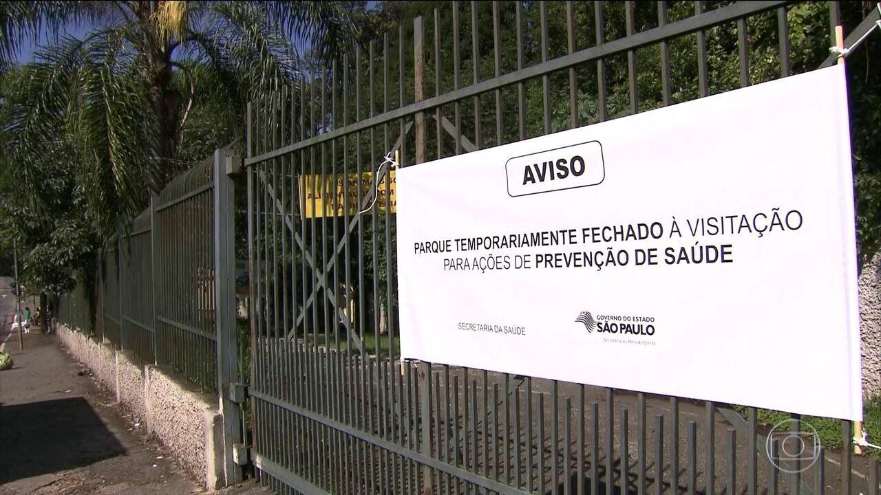 Zoológico, Zoo Safari e Jardim Botânico de SP são fechados após morte de macaco bugio