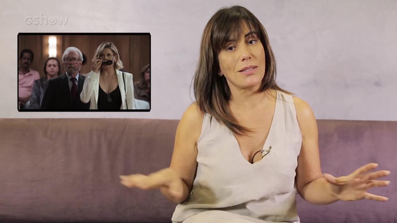 Gloria Pires e Julia Dalavia falam sobre suas personagens