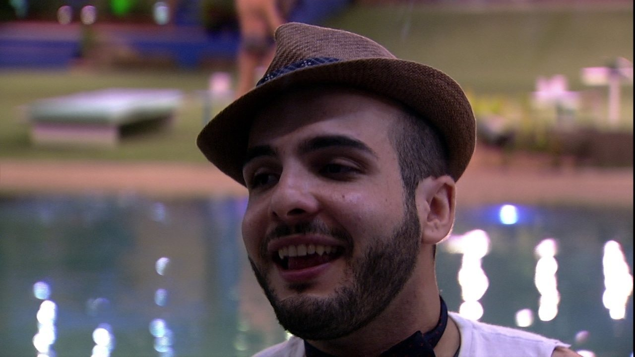 Mahmoud lamenta: 'Estou arrasado que vou sair daqui boca virgem'