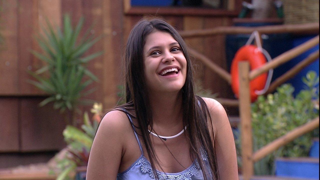 Ana Paula compara Lucas a príncipe