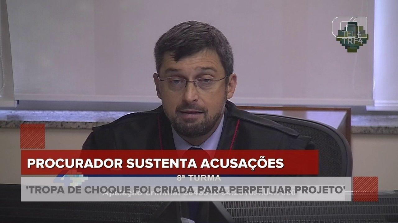 """""""Maior esquema de corrupção da história do Brasil"""", diz procurador sobre denúncias"""