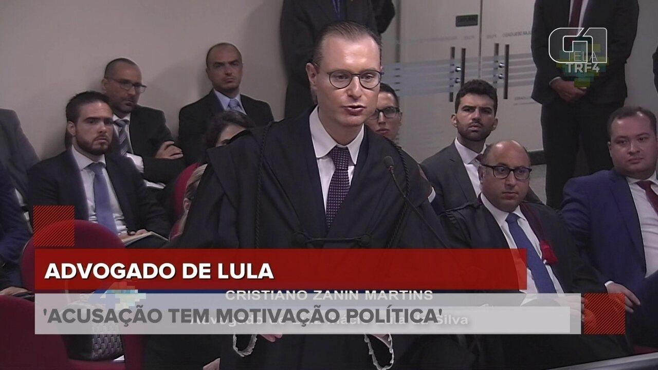 """""""Triplex sempre pertenceu à OAS"""", diz advogado de Lula"""