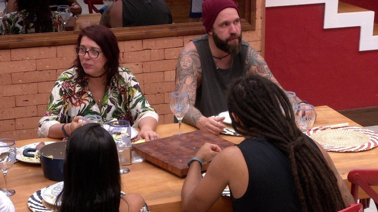 Mara questiona brothers na frente de Ayrton: 'Vocês acham que a família Lima são atores?'