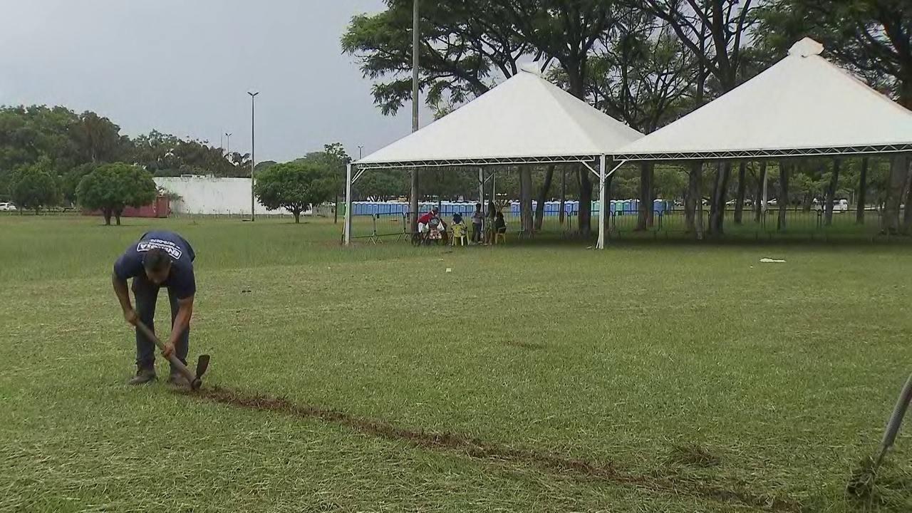 Bloco Suvaco da Asa anima o gramado da Funarte neste sábado (27)