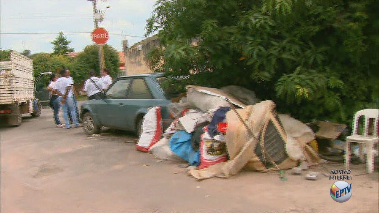 Mutirão contra o mosquito Aedes aegypti reúne 27 agentes em Rio Claro, SP