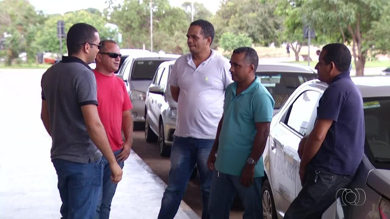Taxistas adotam novas práticas para evitarem assaltos em Palmas