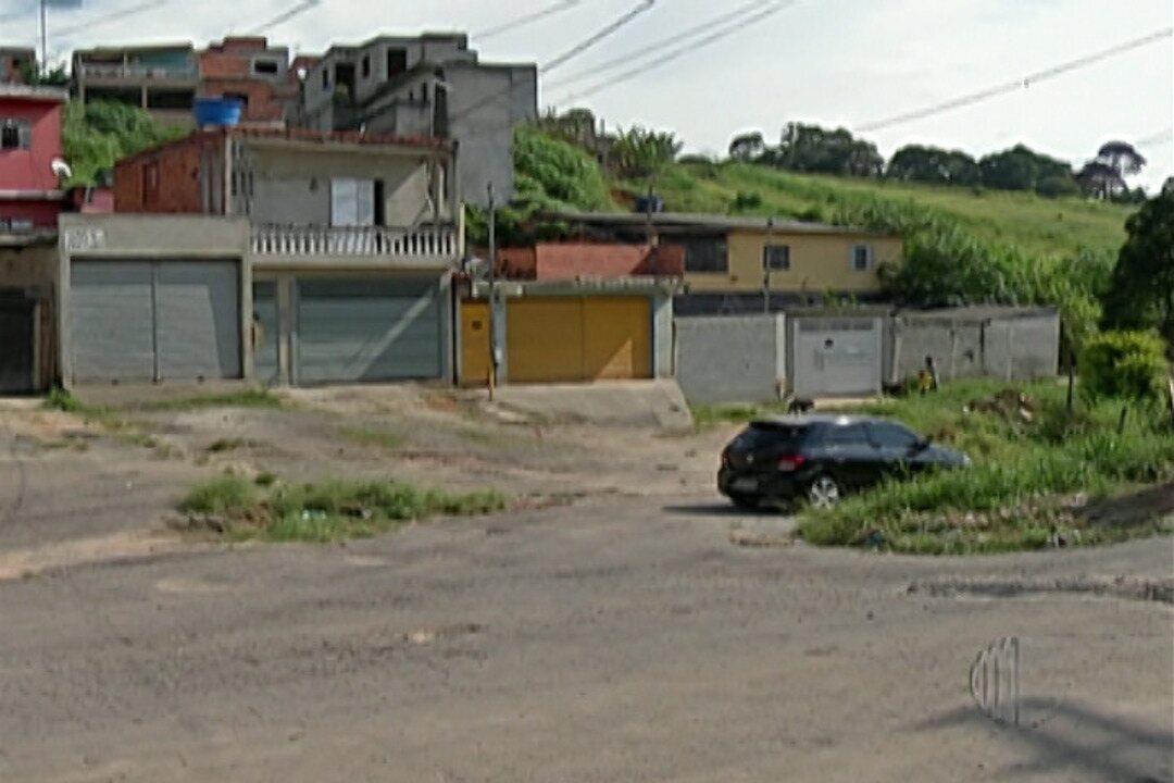Polícia divulga foto de suspeito de homicídio no Jardim do Vale em Itaquaquecetuba