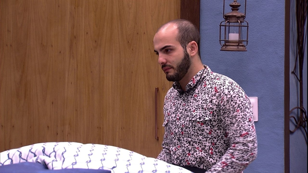 Mahmoud: ´Não é muito bom ser Líder´