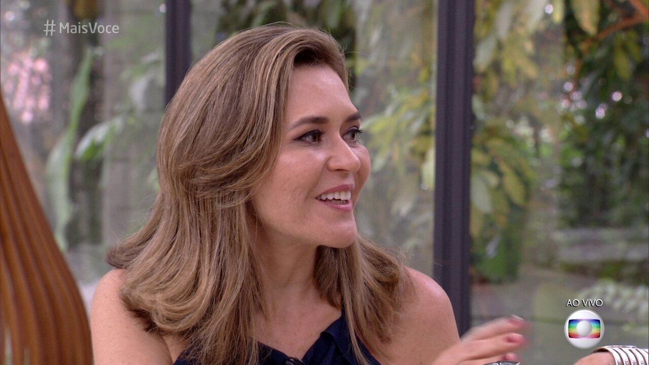Família Lima no Mais Você: Eva e Jorge falam sobre a torcida por Ayrton e Ana Clara