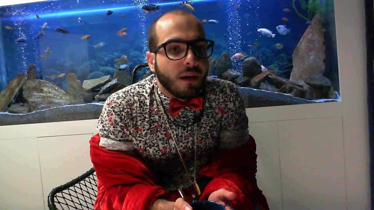 Raio-X BBB18: Mahmoud - 29/01