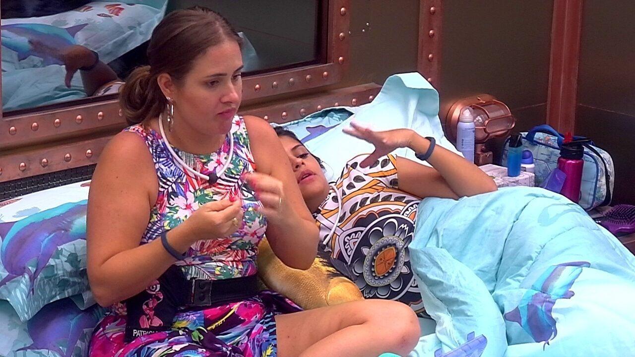 Ana Paula sobre Tá com Nada: ´Teria brigado horrores´