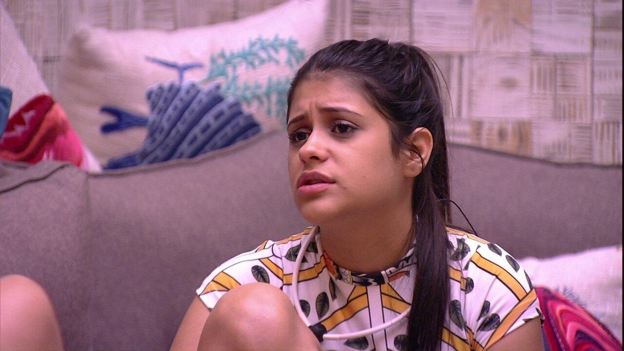 Ana Paula sobre Kaysar: 'Talvez esteja me vendo com outros olhos'