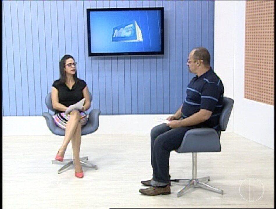 MG Inter TV faz série de entrevistas com professores sobre obras do PAES da Unimontes