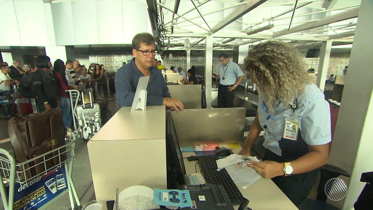 Avaliação de qualidade: aeroporto de Salvador se mantém como o pior do país