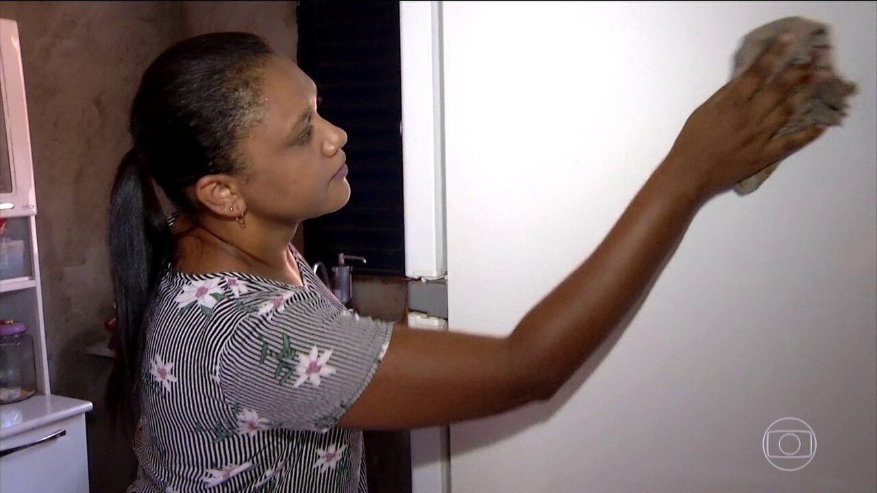 Número de trabalhadores domésticos no Brasil é o maior desde 2012