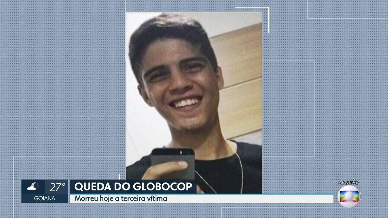 Após nove dias internado, morre terceira vítima da queda do Globocop no Recife