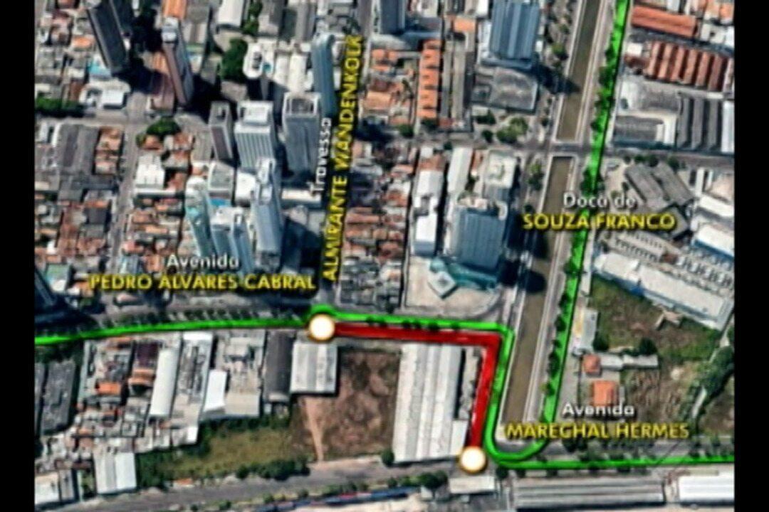 f2bc81933fe Desfile do Carnaval 2018 altera trânsito no bairro do Umarizal ...