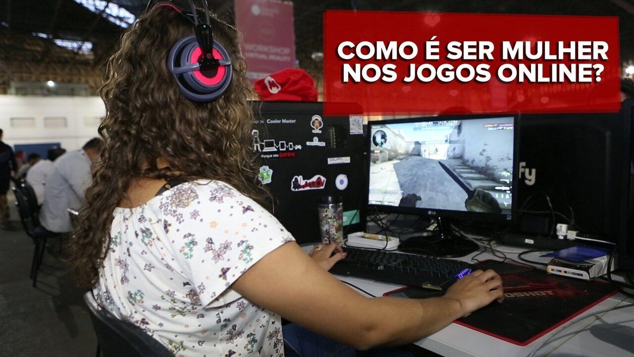 O que as mulheres fazem para driblar o machismo em games online?