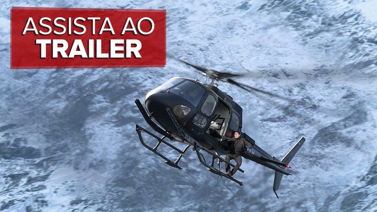 Veja o primeiro trailer de 'Missão Impossível - Efeito Fallout'