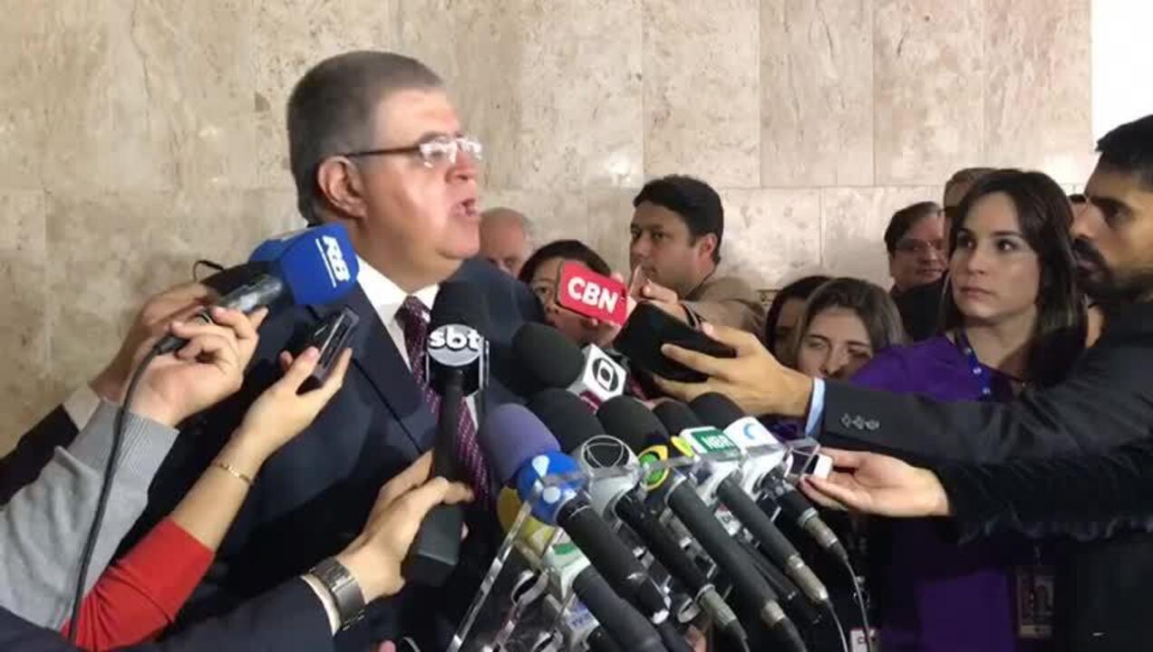 Marun disse que governo não quer outra indicação do PTB para o lugar de Cristiane Brasil