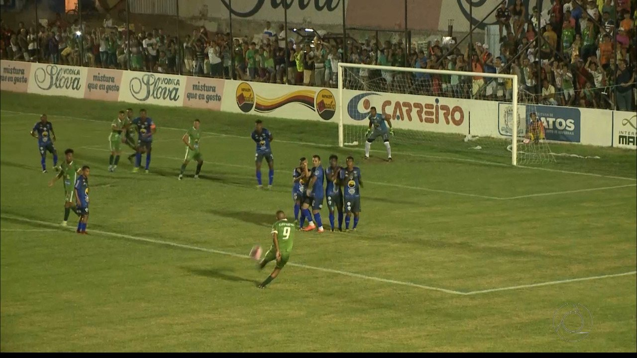 Confira os lances de Nacional de Patos 1 x 0 Atlético-PB