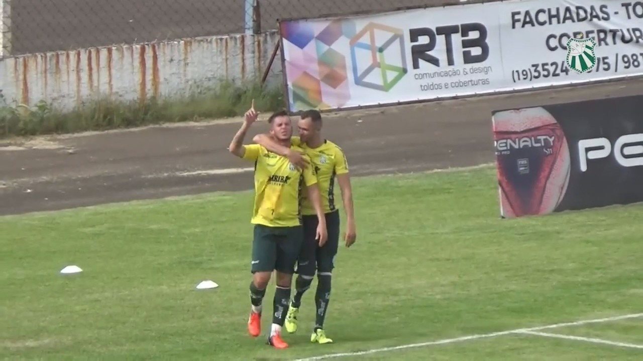 Caldense vence o Rio Claro por 1 a 0 em jogo-treino (Imagens: Renan Muniz/Caldense)