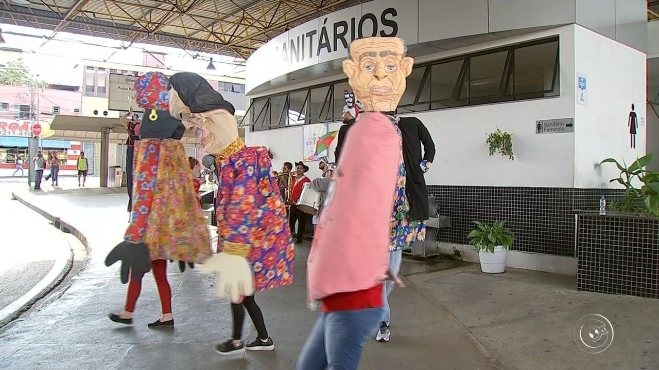 Confira a programação de Carnaval em Sorocaba e Votorantim