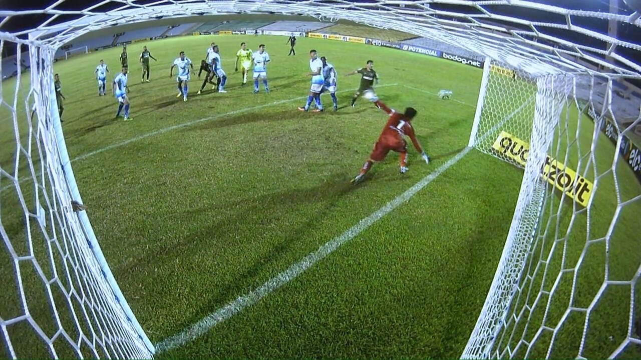 Melhores momentos de Parnahyba 1x1 Coritiba, pela primeira fase da Copa do Brasil
