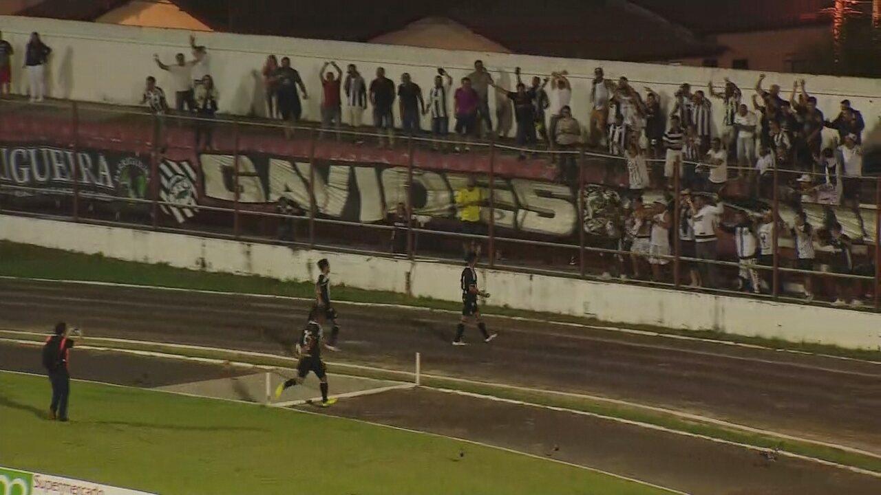 Os gols de Inter de Lages 2 x 3 Figueirense - 5ª rodada do Catarinense 2018