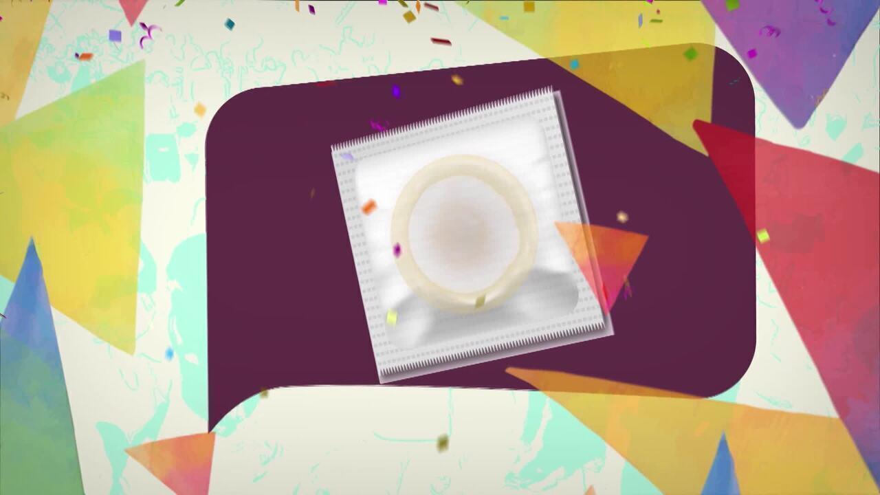 Uso do preservativo é destaque nas dicas da campanha 'Carnaval Legal'
