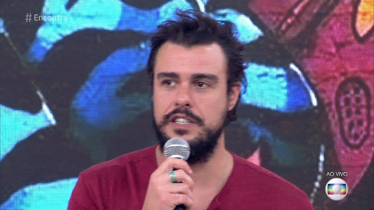 Joaquim Lopes volta às novelas em 'Orgulho e Paixão'