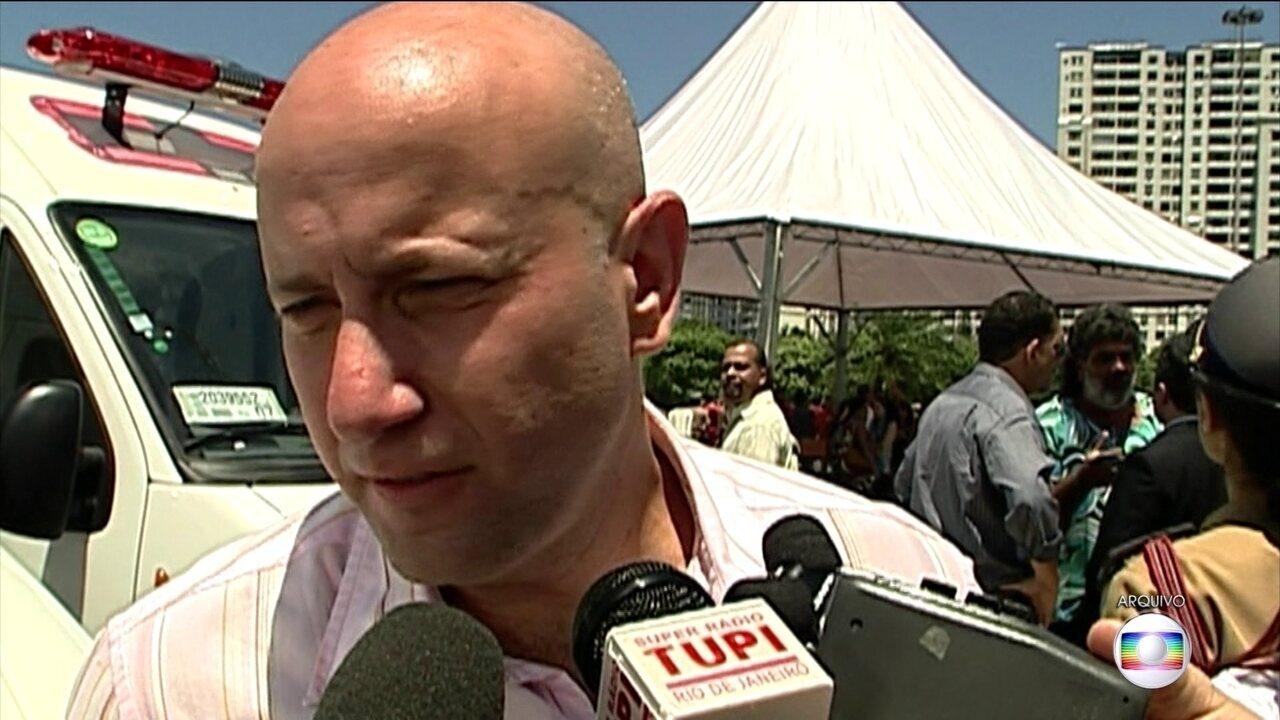 Ministro Gilmar Mendes manda soltar ex-secretário de saúde do RJ, Sérgio Côrtes
