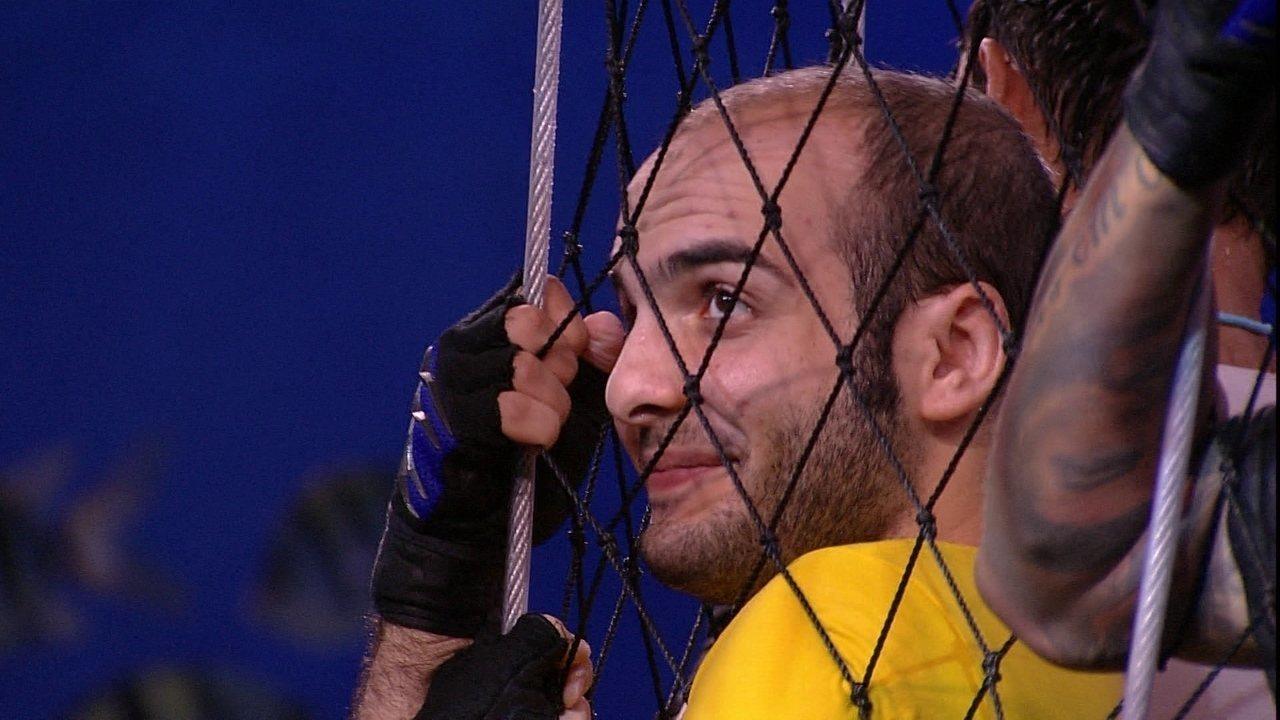 Mahmoud manda recado: 'Estou competindo contra mim mesmo'