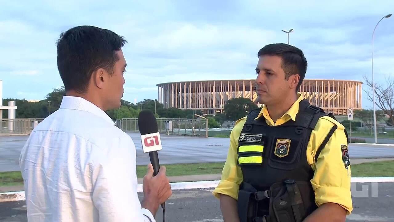 As mudanças no esquema de trânsito para o carnaval de Brasília