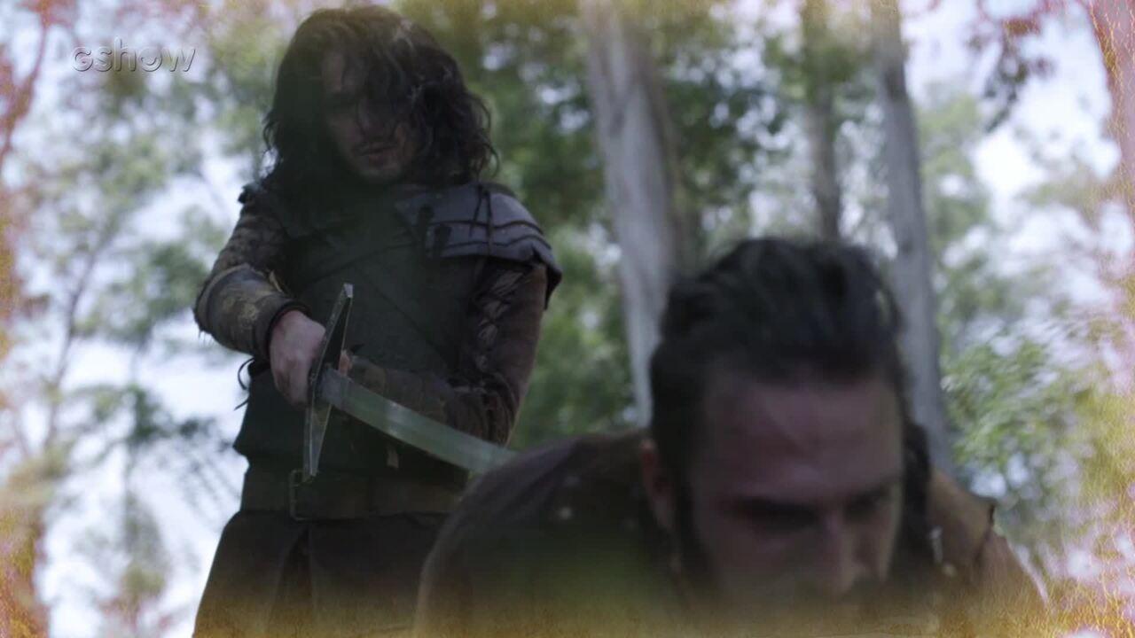 Resumo de 19/02: Afonso e Constantino duelam por suas vidas