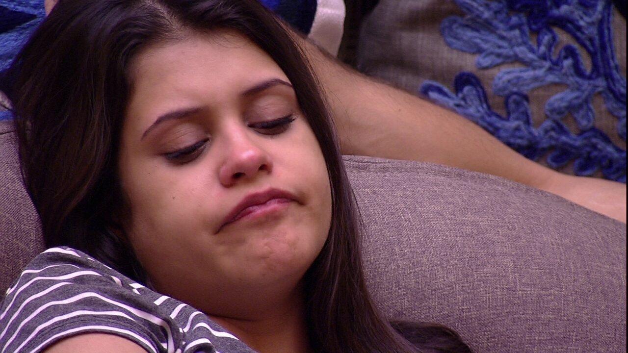 Kaysar alerta Ana Paula: 'Quem perdeu no final? Você!'