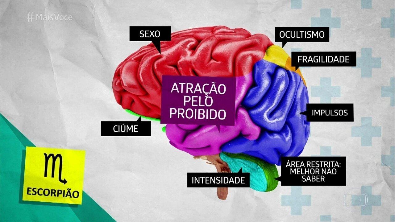 Veja como funciona o cérebro de cada signo
