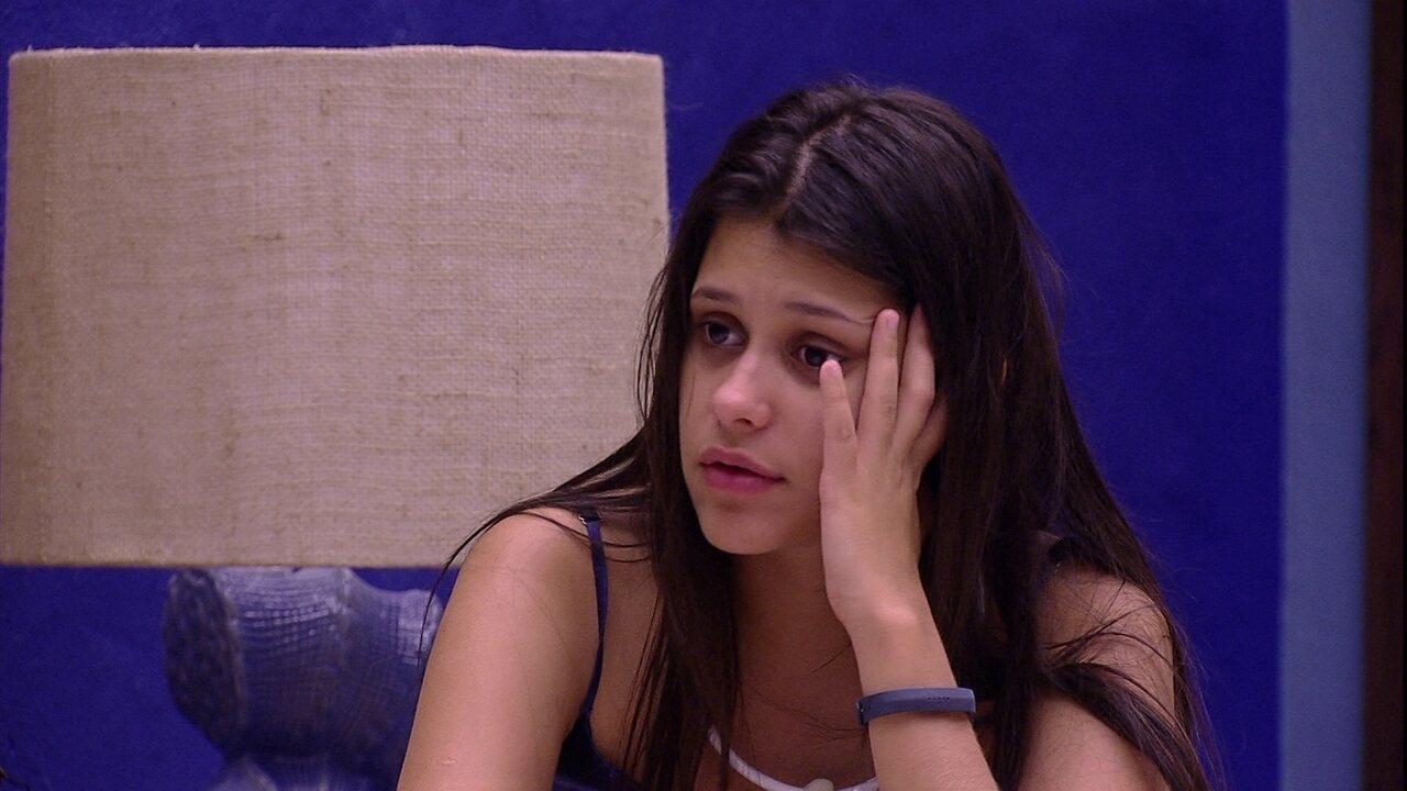 Ana Paula desabafa: 'As pessoas falam que eu sou mimada, me dói muito ouvir isso'