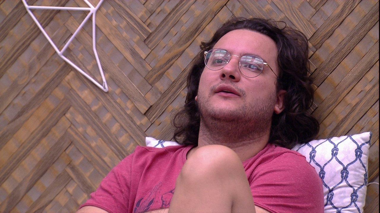 Diego alfineta Ana Clara: 'Se ela dançar na grama pede para sair'